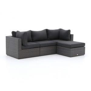 Forza Barolo chaise longue loungeset 4-delig