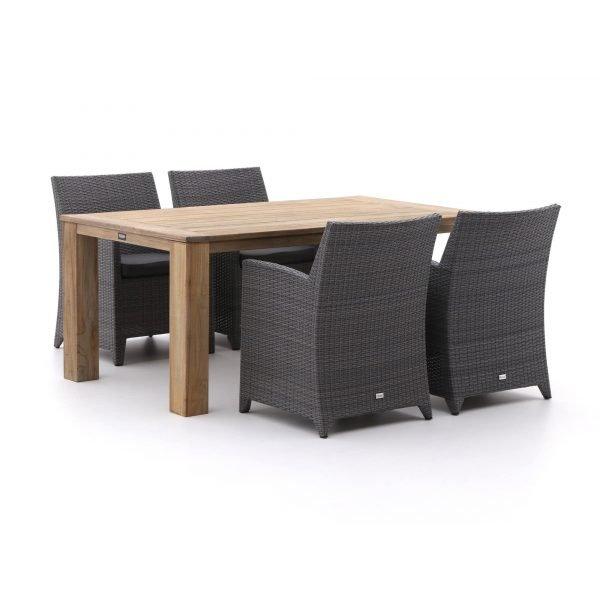 Forza Barolo/ROUGH-X 180cm dining tuinset 5-delig