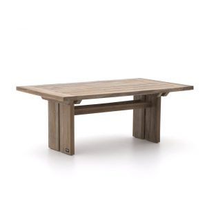 ROUGH-L lounge/dining tuintafel 160x90x61cm