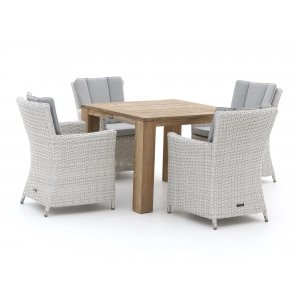Intenso Adriano/ROUGH-X 100cm dining tuinset 5-delig