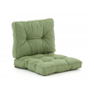 Madison Florance loungekussens zit ca. 60x60 rug ca. 60x40