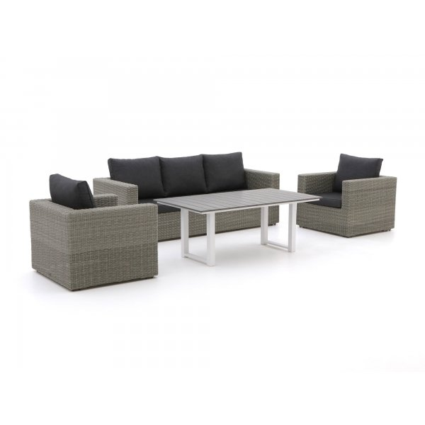 Intenso Carpino/Bolano dining loungeset 4-delig