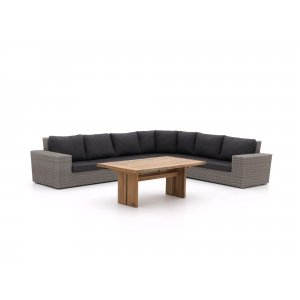Intenso Merone/ROUGH-L hoek loungeset 5-delig