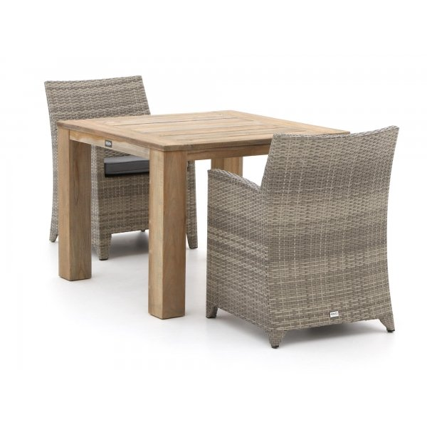 Forza Barolo/ROUGH-X 100cm dining tuinset 3-delig