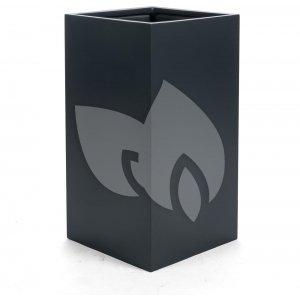 Argento plantenbak High Cube L antraciet