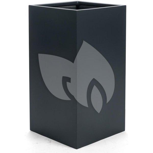 Argento plantenbak High Cube XL antraciet