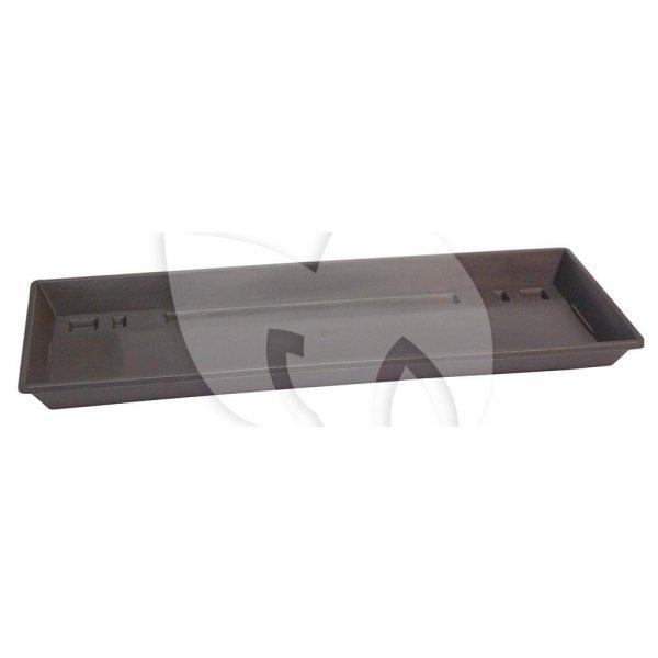 Balkonbak onderzetter standaard antraciet - Onderzetter 60 cm