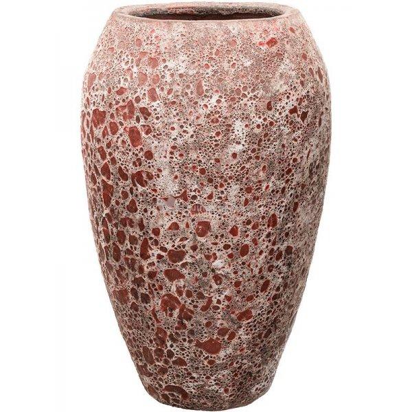 Baq Lava Emperor L 57x57x95 cm Relic Pink bloempot