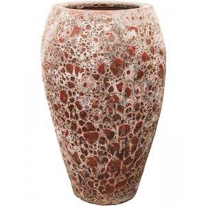 Baq Lava Emperor M 45x45x75 cm Relic Pink bloempot