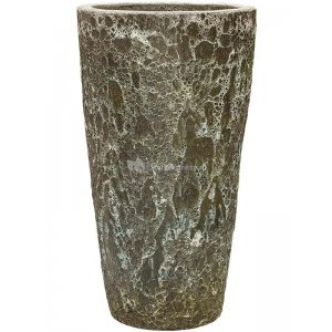 Baq Lava Partner Straight L 46x46x85 cm Relic Jade bloempot