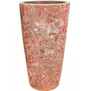 Baq Lava Partner Straight L 46x46x85 cm Relic Pink bloempot
