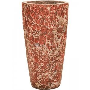 Baq Lava Partner Straight M 35x35x65 cm Relic Pink bloempot