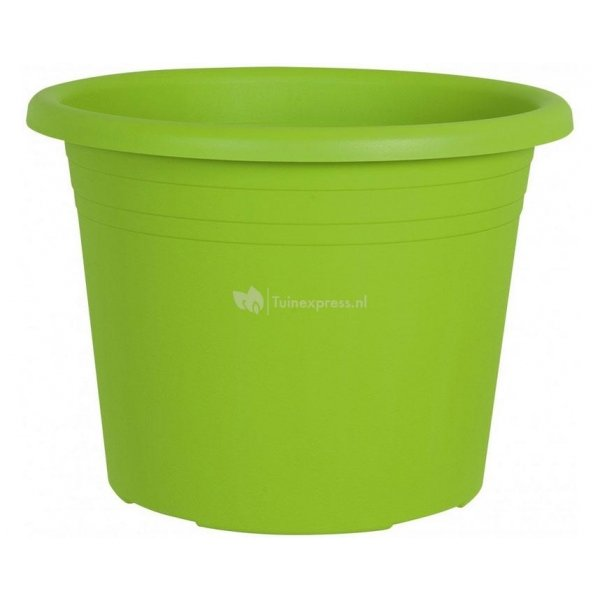 Bloempot Cylindro lime - Ø 40 cm – 21