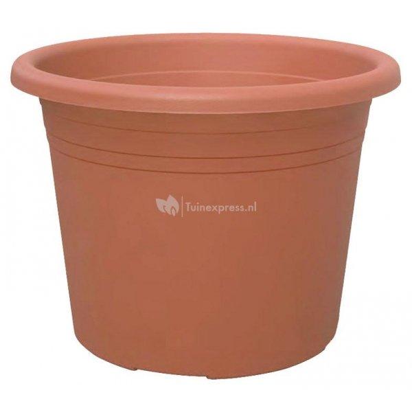 Bloempot Cylindro terra - Ø 60 cm – 72 liter