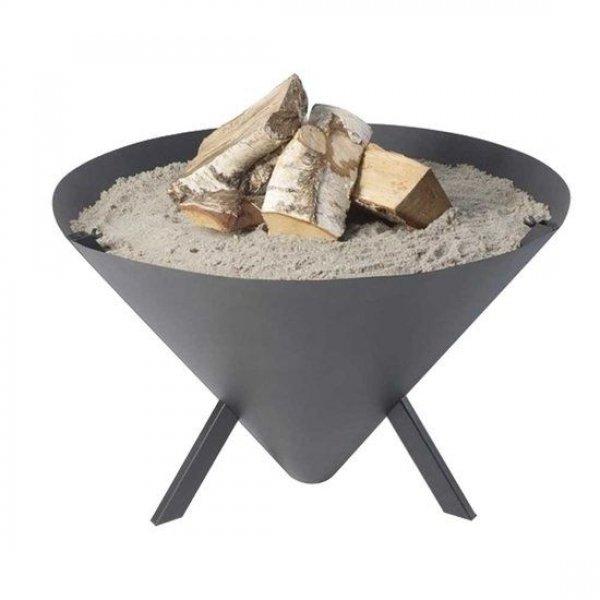 Bonfire kegelvuurschaal