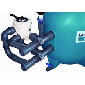 Bypass voor Econobead beadfilter - Bypass 50 mm