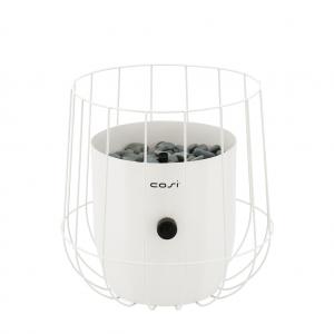 Cosi Fires - Cosiscoop Basket Gaslantaarn wit