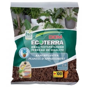 Ecoterra kamerplanten potgrond - 2