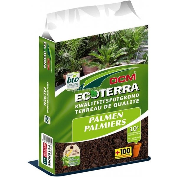 Ecoterra palmen potgrond