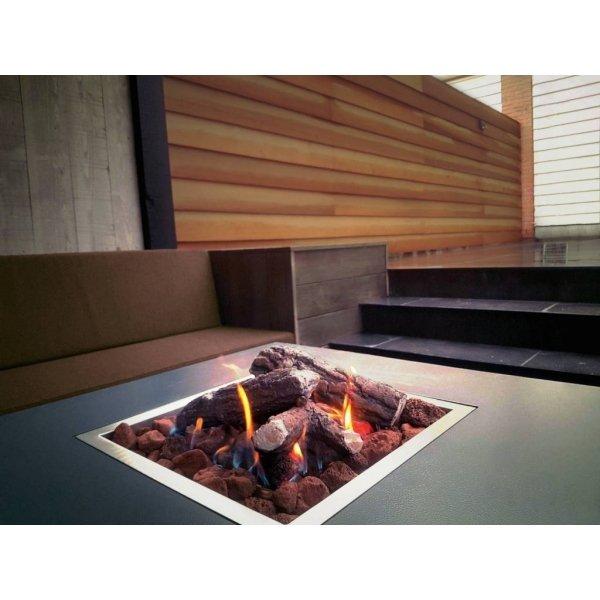 Forno Brann inbouwbranderTerrasverwarming