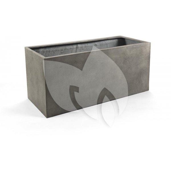 Grigio plantenbak Box L betonlook
