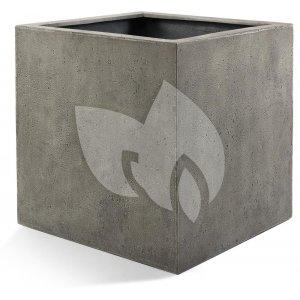 Grigio plantenbak Cube L betonlook