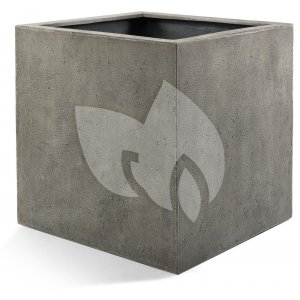 Grigio plantenbak Cube M betonlook