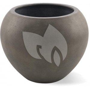 Grigio plantenbak Global L betonlook