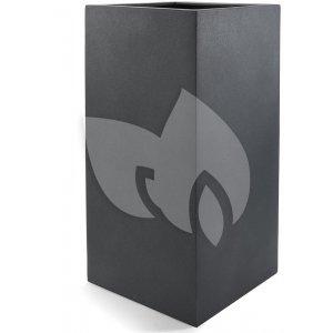 Grigio plantenbak High Cube L lood betonlook