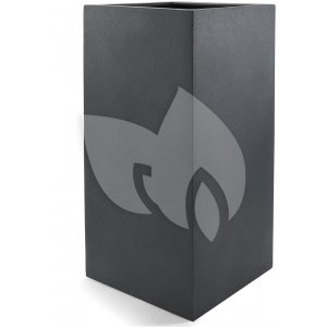Grigio plantenbak High Cube M lood betonlook