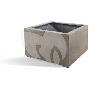 Grigio plantenbak Low Cube L betonlook