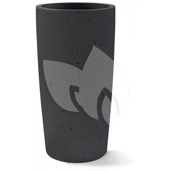 Grigio plantenbak Vase Tall L antraciet betonlook