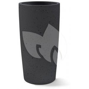 Grigio plantenbak Vase Tall M antraciet betonlook