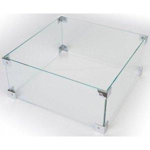 Happy Cocooning Glazen Ombouw Cocoon Table Inbouwbrander Vk