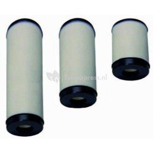 Hdpe luchtuitstromer - 70 x 80 mm