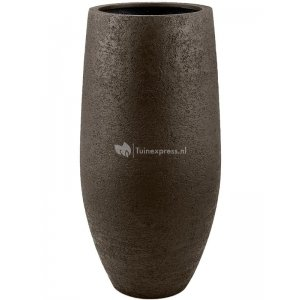 Luca Lifestyle Struttura Tear Vase S 41x80 cm bloempot bruin