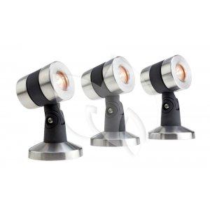 LunAqua Maxi LED Set 3 vijververlichting
