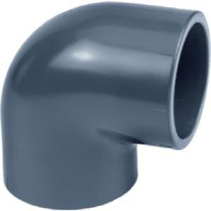 PVC knie 90 graden - 25 mm - 16 ato