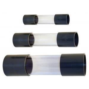 PVC zichtglas - 63 mm
