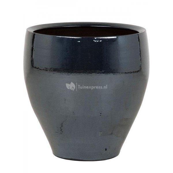Ter Steege Amora pot 32x32x32 cm Blue bloempot binnen