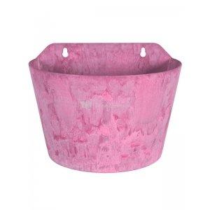 Ter Steege Ella 22x15x18 cm Roze wand bloempot