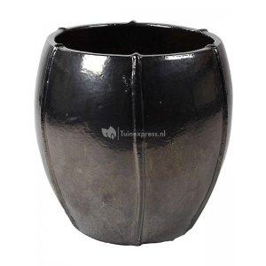 Ter Steege Moda pot 43x43x43 cm Grey bloempot
