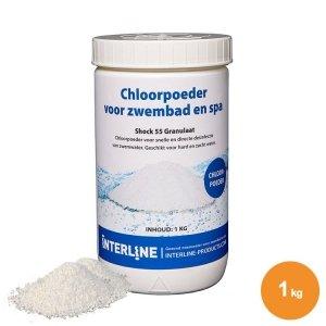 Chloorshock granulaat 1kg
