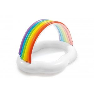 Intex Baby zwembad Rainbow Cloud