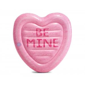 Intex Luchtbed Candy Hearts Eiland
