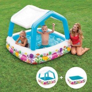 Intex kinderzwembad - Sun Shade Pool