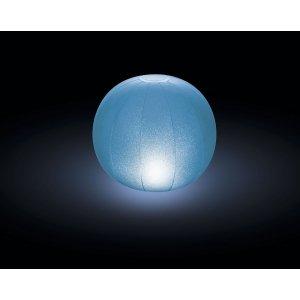 Intex led bal drijvend opblaasbaar