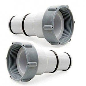 Intex zwembad adapter A - 2x (32-38 mm)