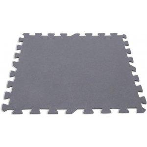 Intex zwembad vloertegels grijs (8 stuks a 50 x 50 x 0