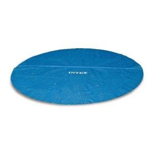 Isolerend zwembad afdekzeil/cover - Ø 244 cm